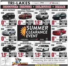 tri lakes motors discover service collection deals