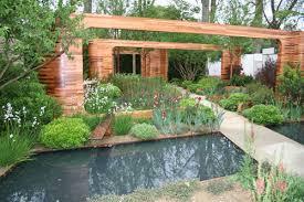 rhs chelsea flower show 2016 the homebase age cancer trust garden designed by joe swift