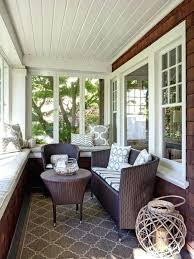 small sunroom decorating ideas. Brilliant Decorating Decorating A Small Sunroom Interior Ideas Stylish Home  Regarding From In T