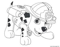 Small Picture PAW PATROL Coloring Pages Free Printable
