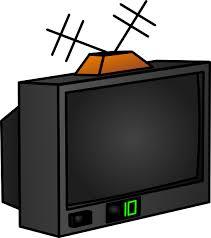 tv clipart png. tv clip art at clker.com - vector online, royalty free \u0026 public domain clipart png