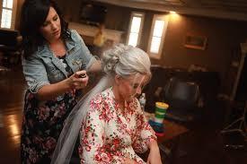 bridal trial hair and makeup timeline