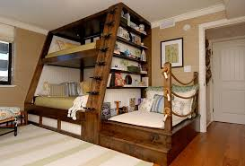 Loft Beds for Adults Wood