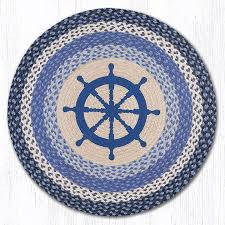 amazing nautical round rugs 61 for dining room inspiration with nautical round rugs