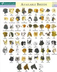 Dog Breed Chart With Names Name 15 Breeds Of Dogs Goldenacresdogs Com