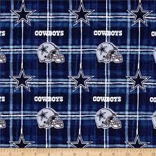 NFL Flannel Dallas Cowboys Navy/Grey - Discount Designer Fabric ... & NFL Flannel Dallas Cowboys Navy/Grey - Discount Designer Fabric - Fabric.com Adamdwight.com