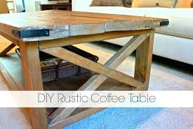 Diy rustic coffee table Diy Farmhouse Rustic Coffee Table Plans Glass Top Homemade End Tables Diy Easy Inspiring For Exciting Living Room Window Coffee Table Diy Rustic Mollyurbancom Rustic Coffee Table Making Wood Plans Diy Pallet Mollyurbancom