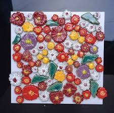 mosaic tile art projects. Perfect Art Hand Craft Flower Porcelain Mosaic Tiles Backsplash Pcmt072  Arts And Crafts Throughout Tile Art Projects A