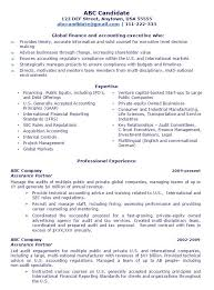 Cpa Financial Statement Cover Letter
