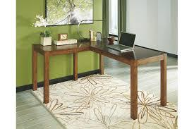 Home office table designs Workstation Lobink 60 Ashley Furniture Homestore Lobink 60