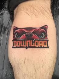 Download Festival Old Sarum Inked Download Dog Tattoos At Download