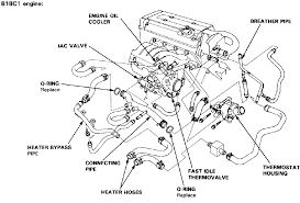 honda k20 engine diagram honda wiring diagrams online