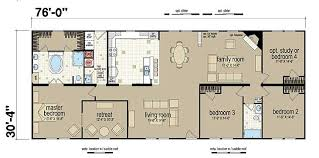 modular homes floor plans. Floor Plans: Champion 381L - Manufactured And Modular Homes Plans O