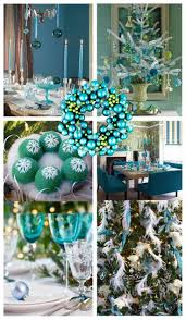Best 25+ Teal christmas decorations ideas on Pinterest | Teal ...