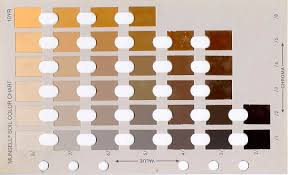 Munsell Soil Chart Munsell Soil Chart Tryon Farm Institute