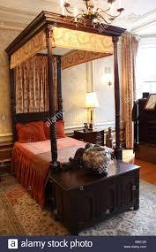 Vintage Bett Schlafzimmer Möbel Casa Loma Stockfoto Bild 31348304