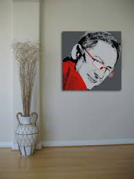 personal art me uk images s sample one face in four panels black white with one colour 416 jpg