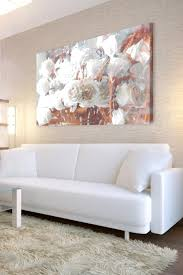 Rose Gold Metallic Floral Painting Home Sweet Home Pinterest