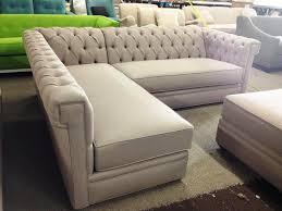 black leather tufted sofa. Image Of: White Leather Tufted Sofa Black L