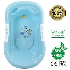 best baby bath tub and toddler infant bath large made of eco friendly bpa free food grade material engineered with anti slip surface and comfortable