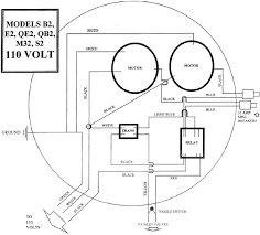 md qanda for vacuum motor circuit board dual motor 15 amp 120v here is a general two motor 110v wiring diagram