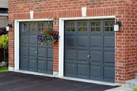 dimension garage doors