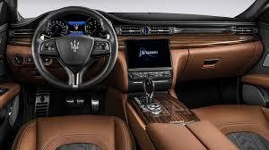 2018 maserati quattroporte interior. plain interior granlusso in 2018 maserati quattroporte interior