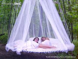 round outdoor day bed hanging canopy with girls in tree floating beds bedrooms ideas for small