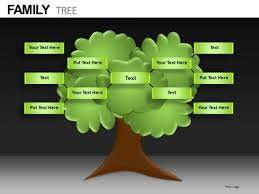 powerpoint family tree template ancestry powerpoint templates slides and graphics