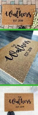 Best 25+ Personalized door mats ideas on Pinterest | Diy door mats ...