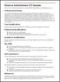 Expert Resume Samples Administrative Resume Sample Expert
