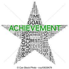Achievement Concept In Tag Cloud Achievement And Success Concept