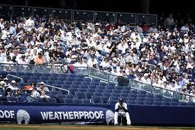Citi Field Lady Gaga Seating Chart Tv Shows Deep Seated Troubles At New Yankee Stadium Citi
