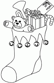 Toddler Christmas Coloring Pages Festival Collections