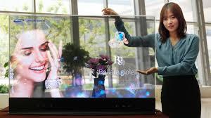 See Thru Tv Samsung Is Killing Off Its Line Of See Through Oled Tvs Techradar