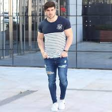 What Color Shirt To Wear With Light Blue Jeans 40 Go To Mens Outfits With Blue Jeans That Are Complete