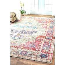 vintage rug fl medallion multi 9 x distressed abstract oriental ornate blue nuloom vintage distressed blue runner rug simple area rugs nuloom