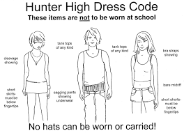 school dress codes necessary or sexist i was a high school whoops guess you are allowed to say cleavage