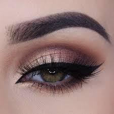 insram post by paulina miaumauve fall eye makeupwedding