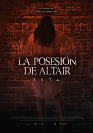 1974: La posesión de Altair (2016) latino