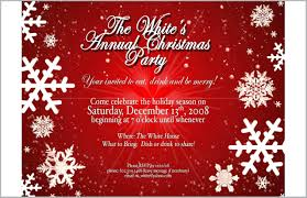 Office Christmas Party Invitation Wording Holiday Fice Party