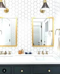 honeycomb tile bathroom hexagon tiles bathroom progress on my dream laundry room honeycomb marble hexagon tile honeycomb tile bathroom