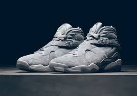 jordan 8 cool grey. the air jordan 8 is back this summer in an all-new colorway, but one that may simultaneously look very familiar. that\u0027s because eighth gets cool grey 1