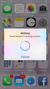 Use Airdrop To Transfer Files From Iphone To A Mac And Mac