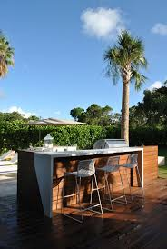 Best  Modern Outdoor Kitchen Ideas On Pinterest - Outdoor kitchen miami