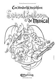 Kleurplaten Sprookjes Prinsessen