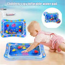 Thảm lót nước đồ chơi bằng PVC cho trẻ sơ sinh 3 - 6 - 9 tháng tuổi