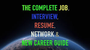 The Complete Job Interview Resume Linkedin Network Guide The Complete Job Interview Resume Network Career Guide Trailer 2