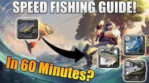 Albion Online Speed Fishing Guide T8 Fishing In 60