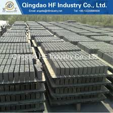 plastic recycled gmt pallet fiber glass block pallet for concrete hollow block making machine